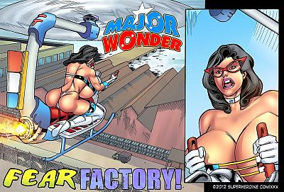 Superheroine- Major Wonder..