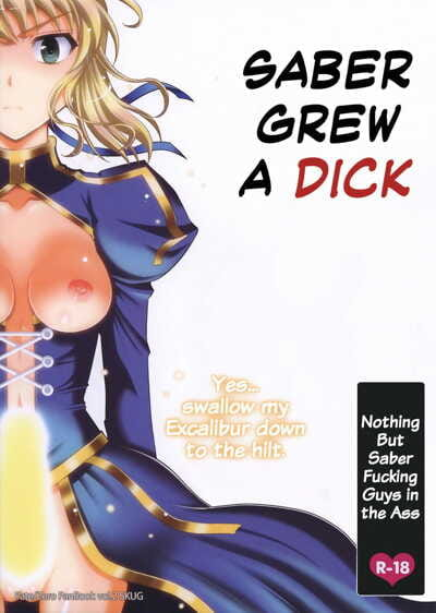 Saber Grew a Dick - part 286