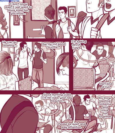 Teacher Sterek - part 2